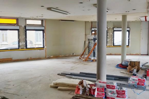 Appartement de 140m2 - 5 pièces - Reims - Quartier Boulevard De La Paix