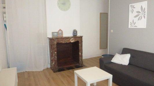 Appartement de 35m2 - 2 pièces - Reims - Quartier Barbâtre – Gambetta