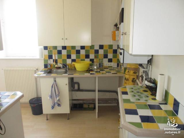 Appartement de 42m2 - 2 pièces - Reims - Quartier Neufchatel - Place Luton
