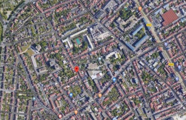 Appartement de 45m2 - 2 pièces - Reims