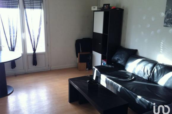 Appartement de 45m2 - 2 pièces - Reims - Quartier Avenue De Laon