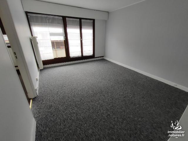 Appartement de 47m2 - 2 pièces - Reims