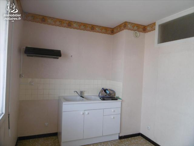 Appartement de 49m2 - 2 pièces - Reims - Quartier Cernay - Dauphinot