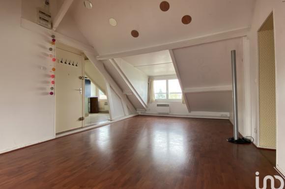 Appartement de 50m2 - 3 pièces - Reims