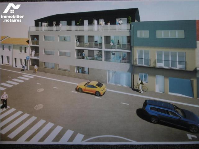 Appartement de 54m2 - 3 pièces - Reims