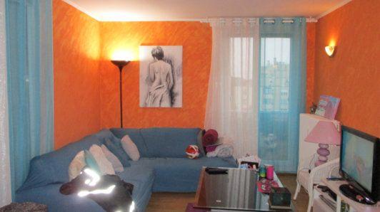 Appartement de 58m2 - 3 pièces - Reims - Quartier Neufchatel