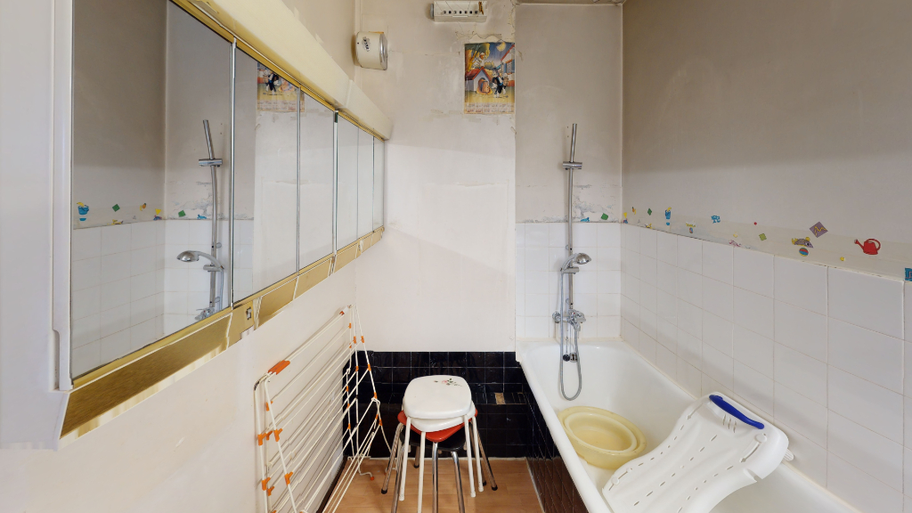 Appartement de 72m2 - 4 pièces - Reims - Quartier Avenue De Laon