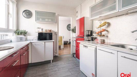 Appartement de 93m2 - 5 pièces - Reims - Quartier Europe
