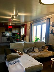 Appartement de 95m2 - 4 pièces - Reims - Quartier Charles Arnould