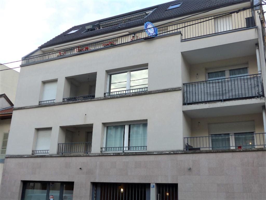 Appartement de 96m2 - 5 pièces - Reims