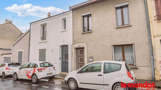 Immeuble de 70m2 - Reims - Quartier Sainte Anne