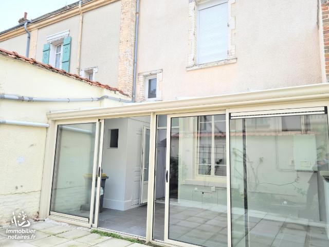 Maison de 102m2 - 4 pièces - Reims - Quartier Place Luton