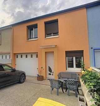 Maison de 102m2 - 5 pièces - Reims